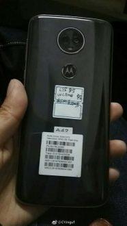 Motorola Moto E5 Plus: nuove foto reali in rete