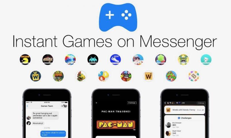 Facebook, ora tutti possono creare instant games