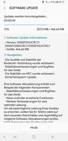 firmware G955FXXU1CRC7