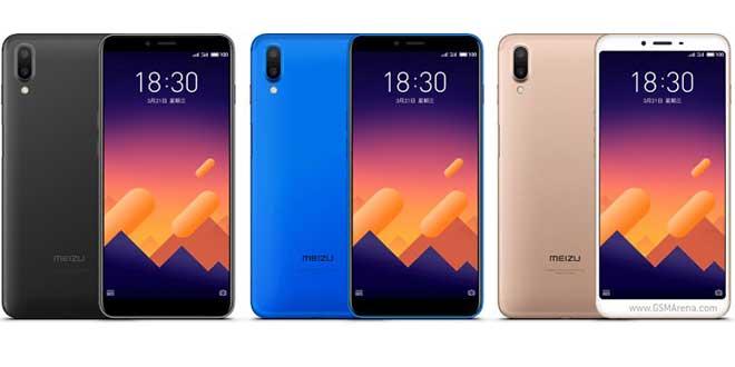 Meizu E3 ufficiale: interessante smartphone Android di fascia media