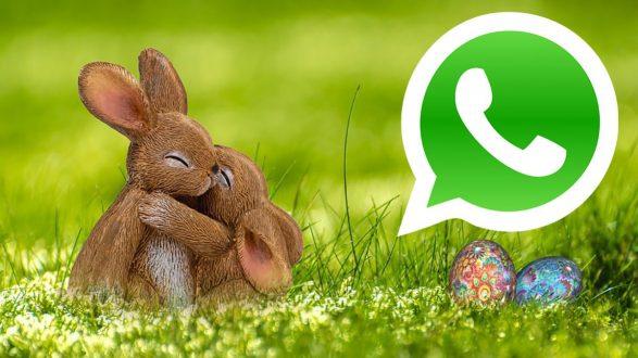 Auguri con immagini buona Pasqua 2018 e GIF divertenti per Whatsapp