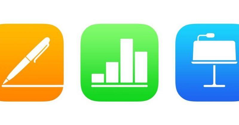 iWork di Apple si aggiorna e introduce molte novità