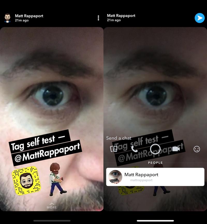 novità Snapchat