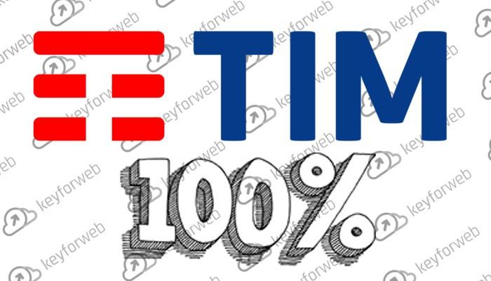 Passa a TIM 100%, l'operatore premia la tua fedeltà