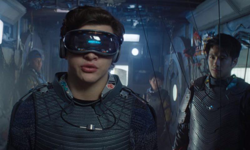 Ready Player One, il primo film realizzato con i visori per la Realtà Virtuale