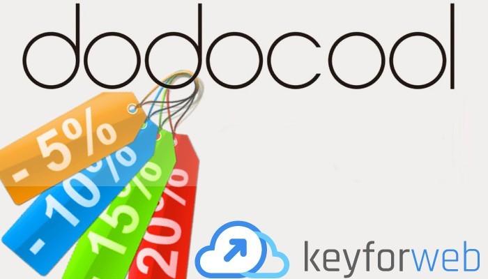 Tanti accessori dodocool in sconto oggi 27 marzo
