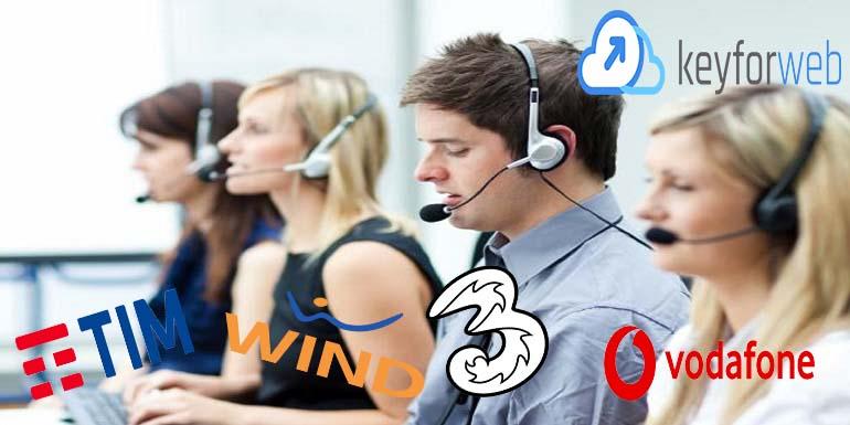 Stop ai rialzi di Tim, Vodafone, Wind Tre e Fastweb: tutti i dettagli