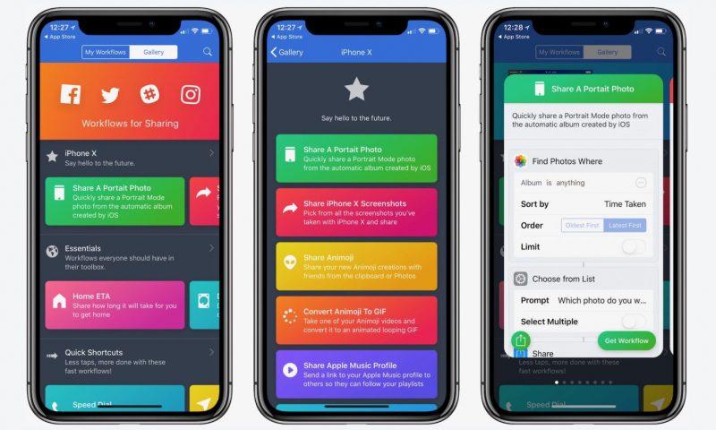 Workflow si aggiorna su iOS aggiungendo un nuovo strumento