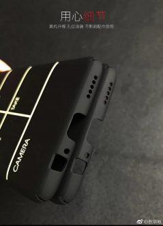 Online una nuova cover di OnePlus 6