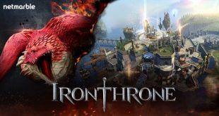 Netmarble prepara Iron Throne, il nuovo titolo per dispositivi mobile