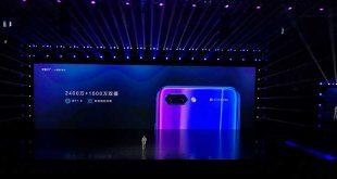 Honor 10 ufficiale in Cina: Intelligenza Artificiale e fingerprint sotto schermo