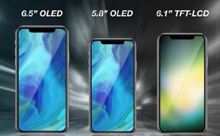 RBC Capital conferma l'arrivo di tre nuovi iPhone nel 2018