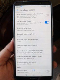 Huawei testa Android P su Mate 10 e 10 Pro