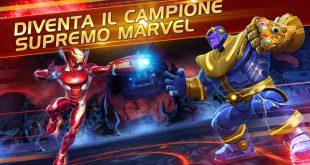 Thanos conquista anche il gioco MARVEL Sfida dei Campioni