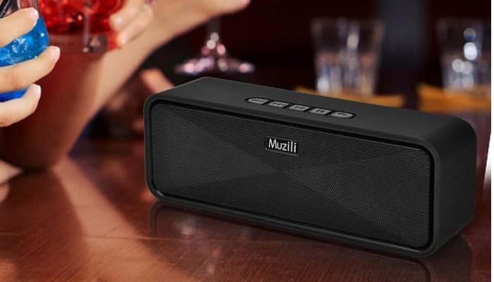 Affrettati! Amazon propone una cassa Bluetooth portatile a soli 15€