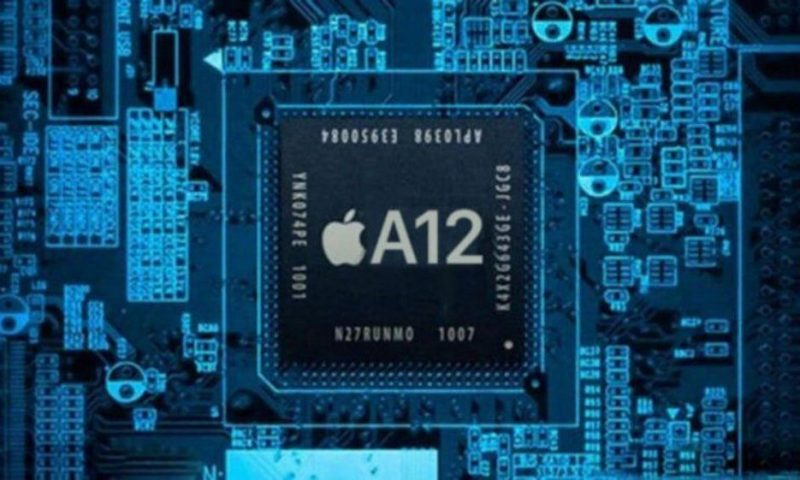 Apple A12 da primato: sarà il primo chip a 7nm