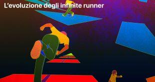 La storia degli infinite runner è su App Store