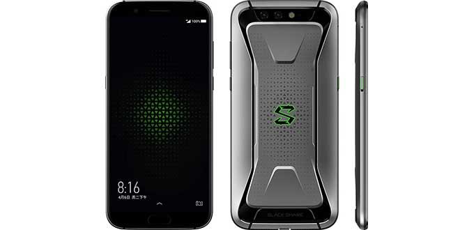 Xiaomi Black Shark ufficiale: smartphone da gaming con raffreddamento a liquido