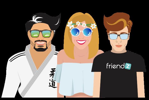 Come funziona Friendz, il social network che ti fa guadagnare