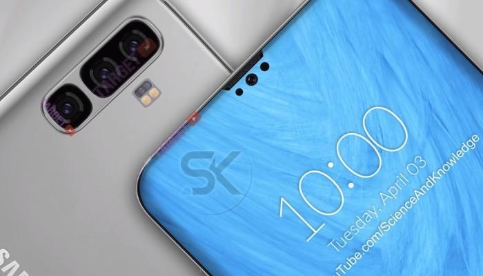 Samsung Galaxy S10, il DSLR killer ha 3 fotocamere