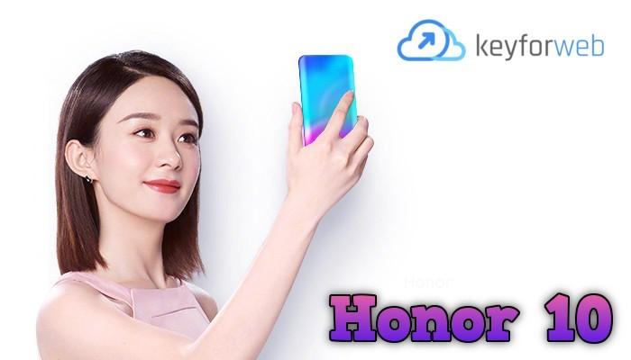 Honor 10 presentato in Cina il 19 aprile prossimo