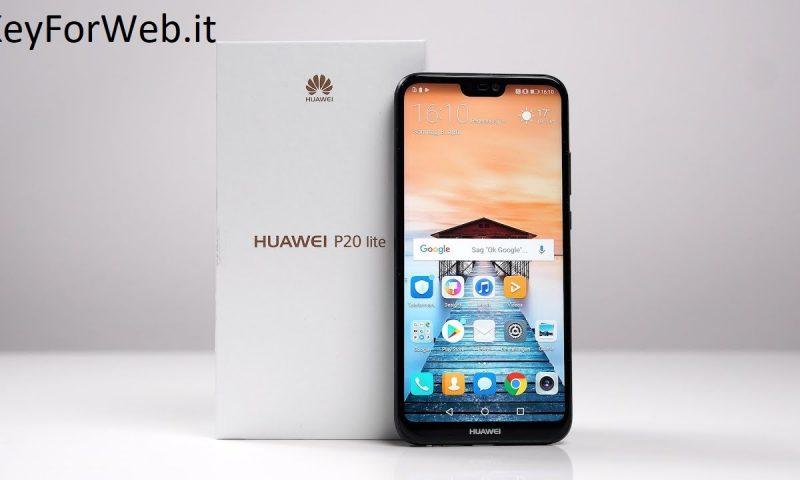 Weekend di fuoco per Huawei P20 Lite e P10 Lite con occasioni fantastiche