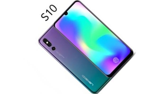 LEAGOO S10 saluta Huawei P20 Pro. Tripla fotocamera e lettore di impronte a schermo