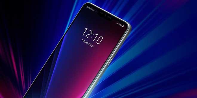 LG G7 ThinQ, nuovo render conferma il tasto di accensione sul lato destro