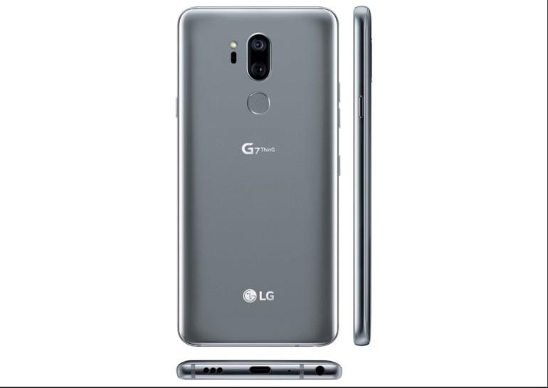LG G7 ThinQ immagini
