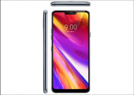 LG G7, update con patch di luglio e video 4k a 60 fps