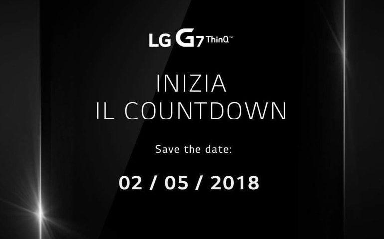 LG G7 ThinQ, nuove immagini mostrano il design