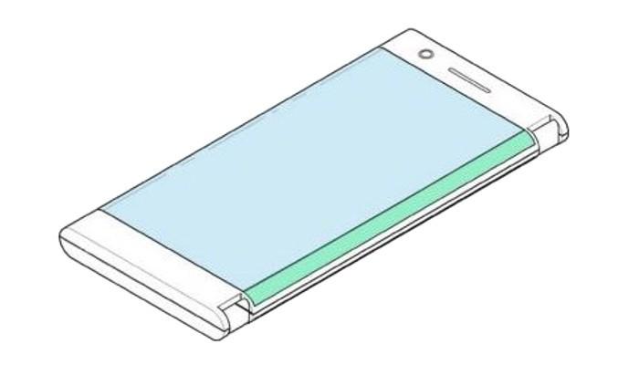 LG registra un brevetto, ecco il nuovo smartphone pieghevole