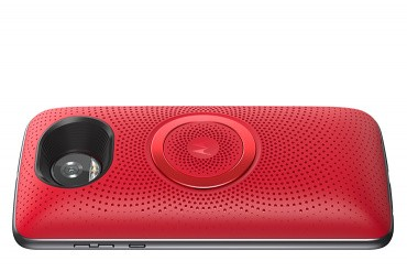 Motorola lancia gli Stereo Speaker per la gamma Moto Mods
