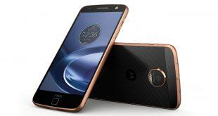 Motorola Moto Z si aggiorna ad Android Oreo