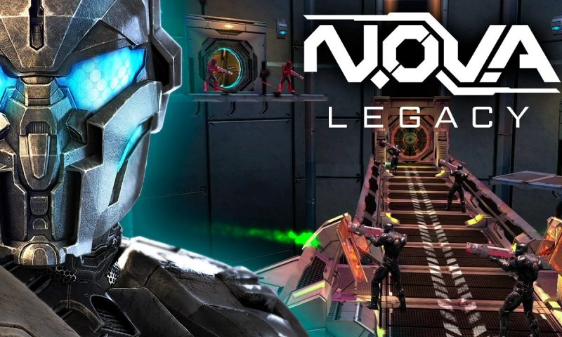 N.O.V.A. Legacy arriva finalmente su App Store