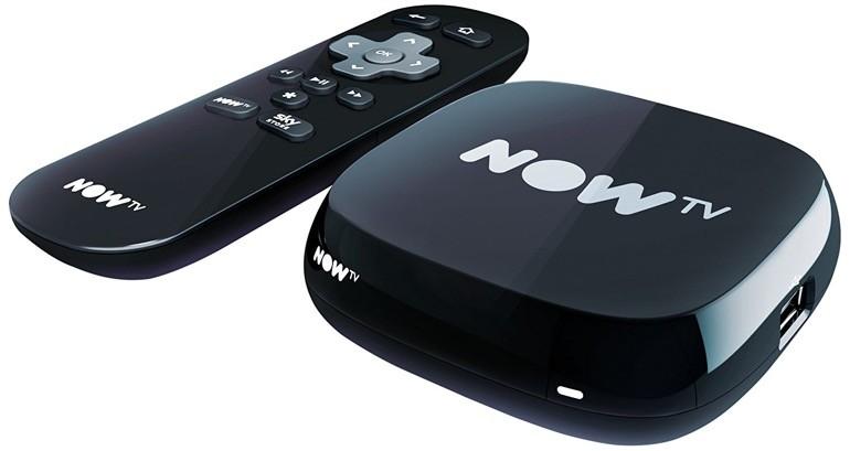 Now tv set top box