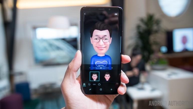 AR Emoji per le videochiamate, Samsung è arrivata per prima
