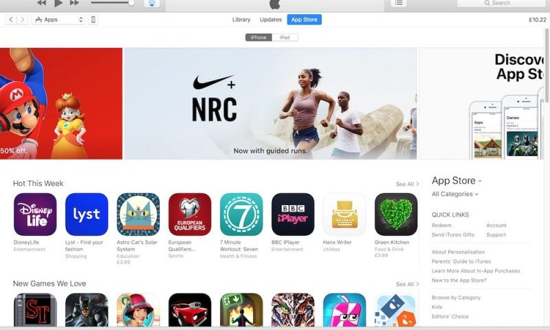 Apple rilascia iTunes 12.6.4 per tutti gli utenti