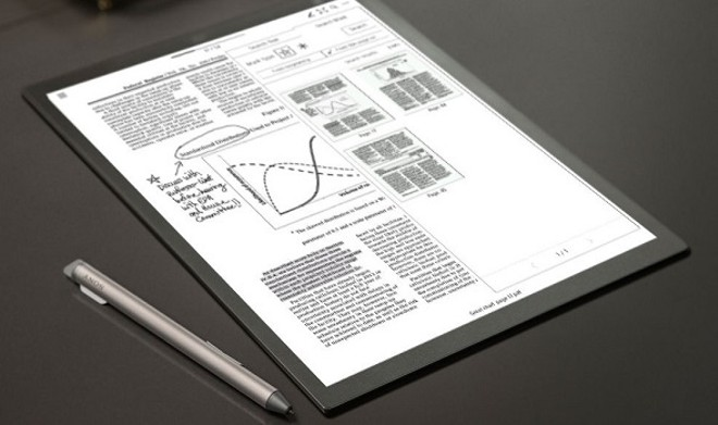 Sony Digital Paper: il tablet per scrivere come sulla carta