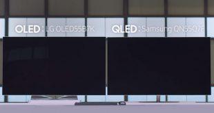 Samsung sminuisce i TV OLED LG per i problemi di burn-in