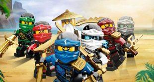LEGO Ninjago è il film della settimana su iTunes