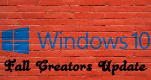 Windows 10 Fall Creators Update si aggiorna alla build 16299.402