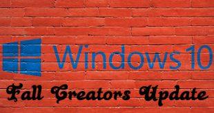 Windows 10 Fall Creators Update si aggiorna alla build 16299.402