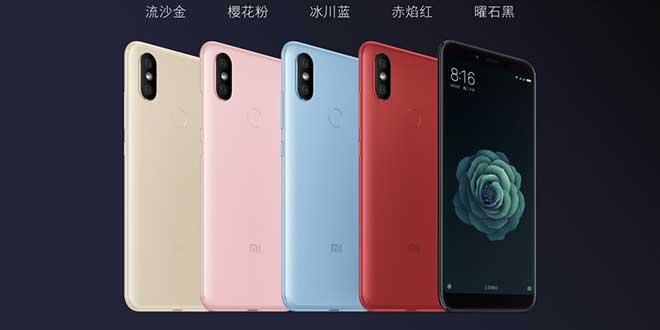 Xiaomi Mi 6X ufficiale: è lo smartphone più economico con SoC Snapdragon 660
