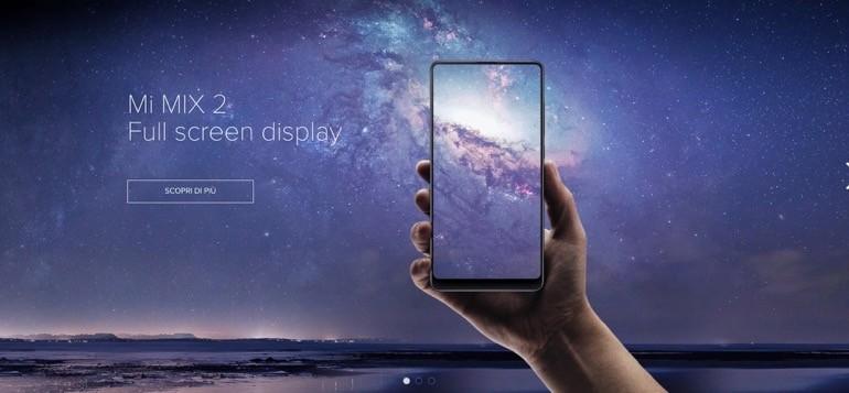 Xiaomi apre il sito internet ufficiale in italiano