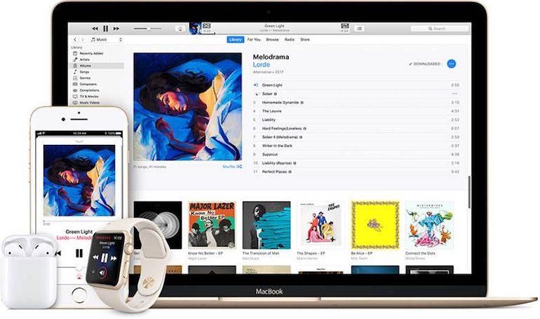 Apple Music raggiunge il traguardo dei 40 milioni di iscritti