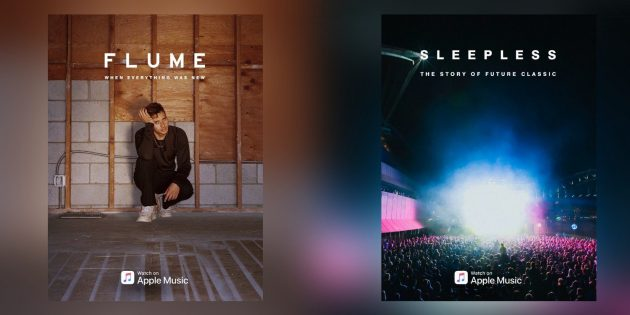 Su Apple Music arrivano i documentari dedicati a Flume