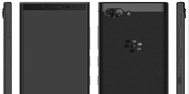 BlackBerry Athena è un KEYone con doppia fotocamera