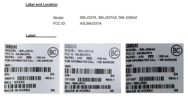 certificazione FCC