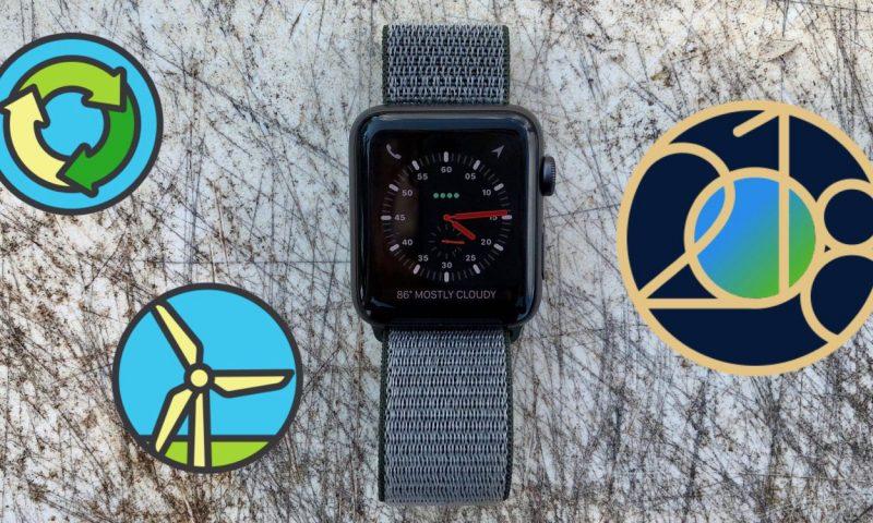 Apple Watch si prepara alla Giornata della Terra